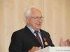 Verleihung der Verdienstmedaille der Bundesrepublik Deutschland an Georg Mayer (Ehrenvorstand des ASV Weisendorf)